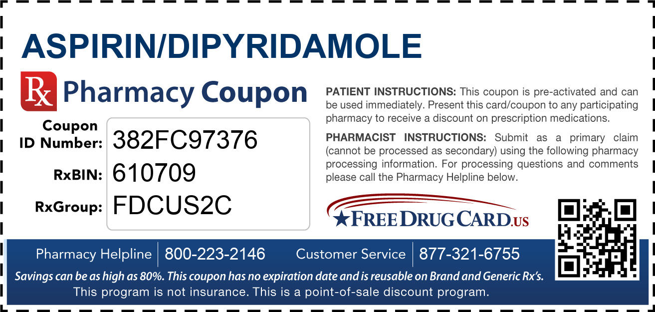 Dipyridamole Medication