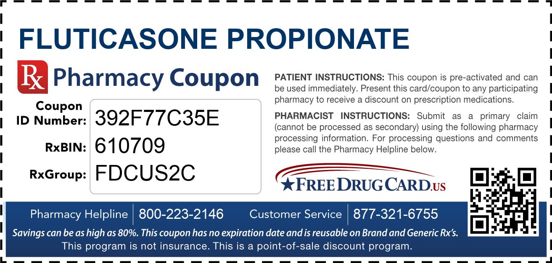 Fluticasone Propionate Nasal Spray Dosage Pharmacist Online