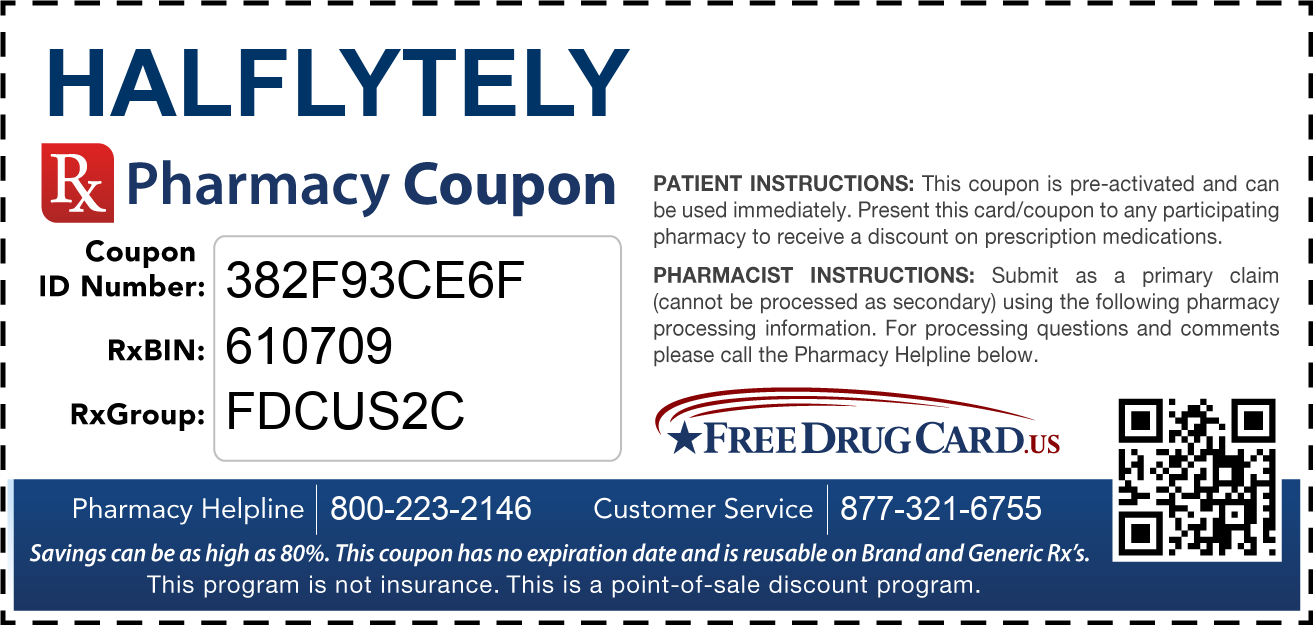 Discount HalfLytely Pharmacy Drug Coupon