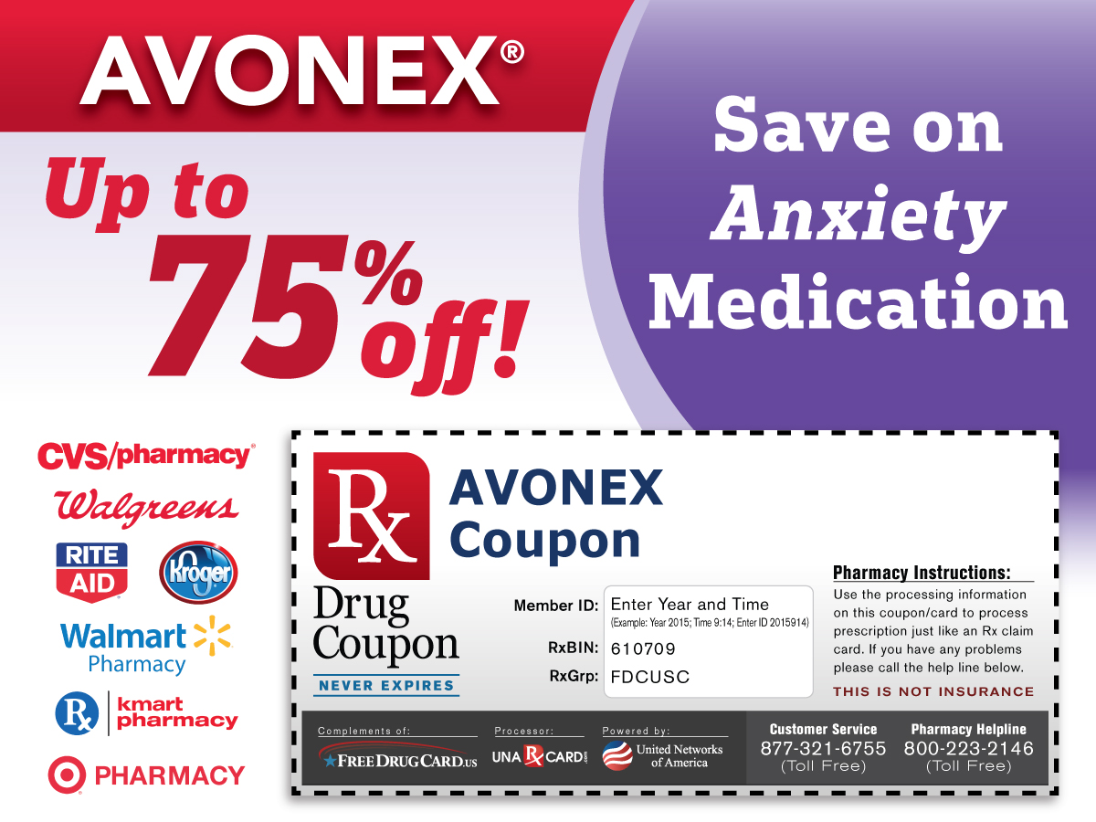 Avonex Coupon for Prescription Discounts
