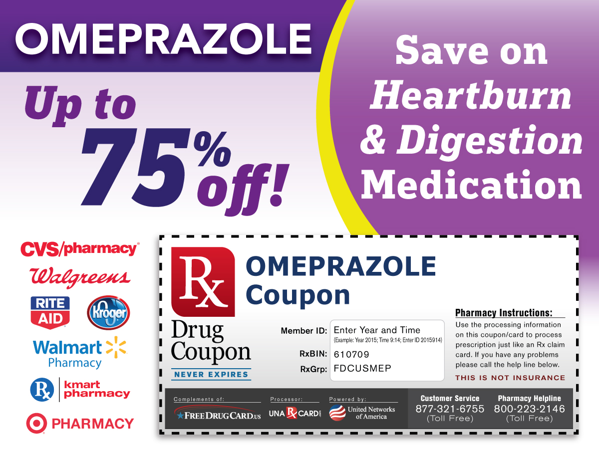 Discount rx coupons