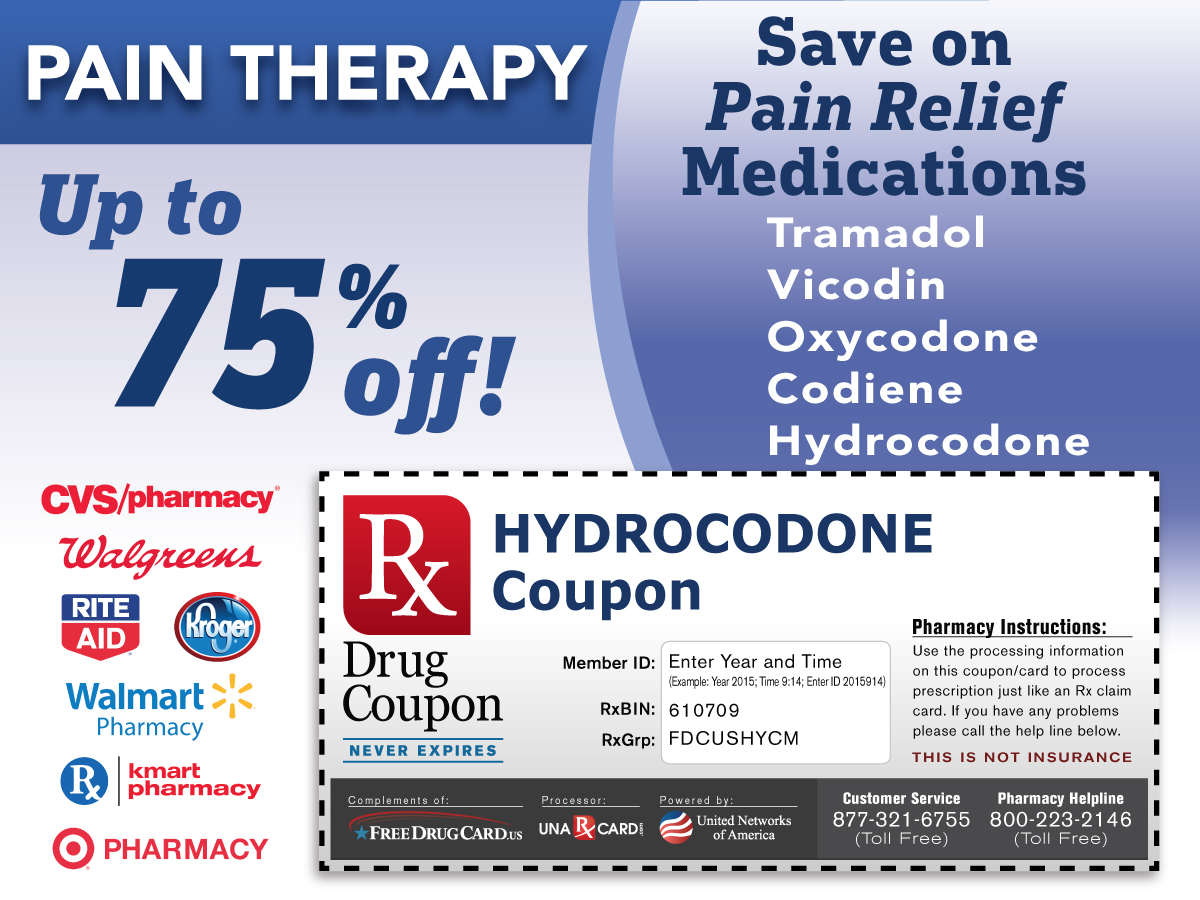 Discount medication coupons
