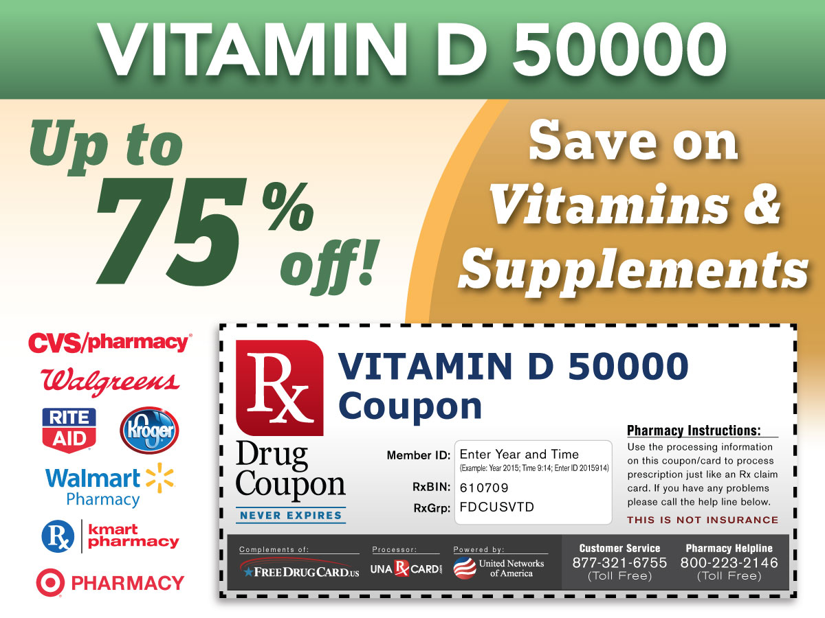 Super discount supplements coupon