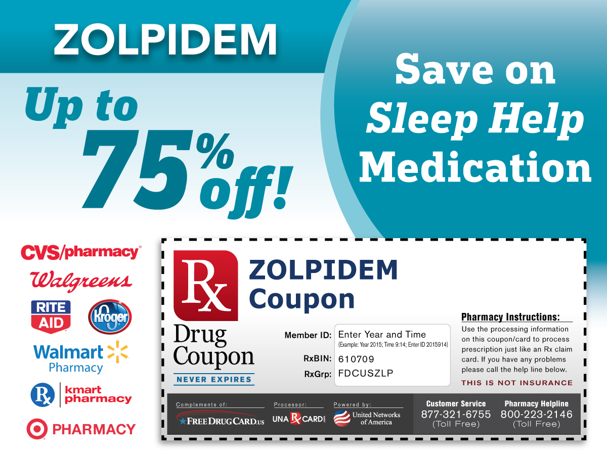 zolpidem tartrate coupons